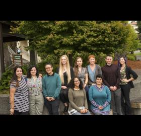 Photo of Practicum Students