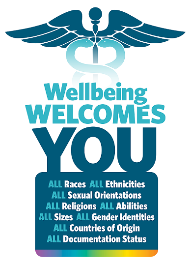 Logo_Wellbeing welcomes you