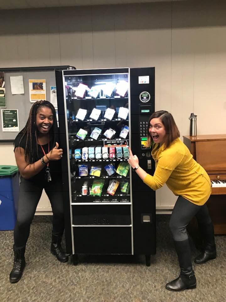 Picture of JGC Vending Machine